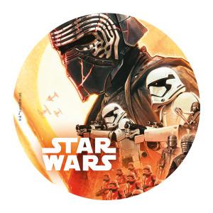 Spiselig kakebilde Star Wars