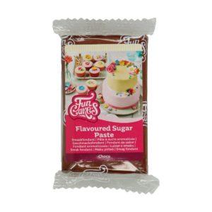 Brun fondant med sjokoladesmak fra FunCakes, 250g