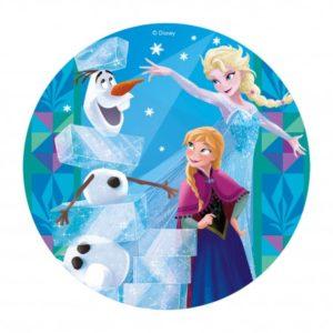 Kakebilde Disney´s Frost - Elsa og Olaf 1