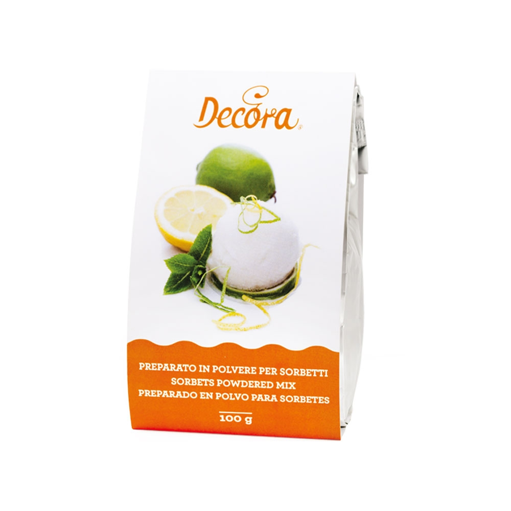 Decora Mix for Sorbet, 100g