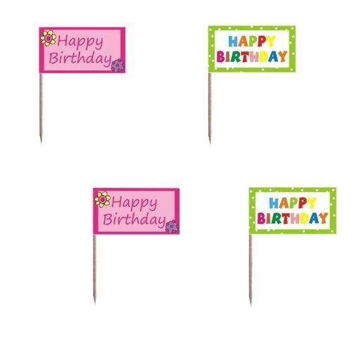 Partypinner, Happy Birthday, pk/20