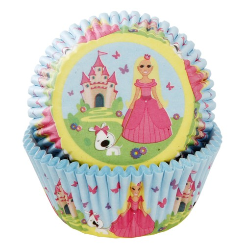 House of Marie Muffinsformer Prinsesse pk/50