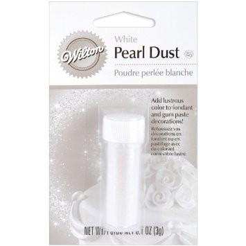 Wilton Pearl Dust, Hvit