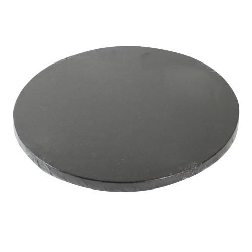 Kake Drum Rund Svart - 25cm
