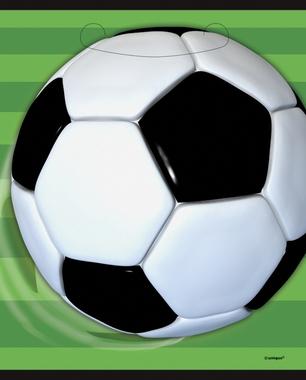Fotball godtepose, 8 stk
