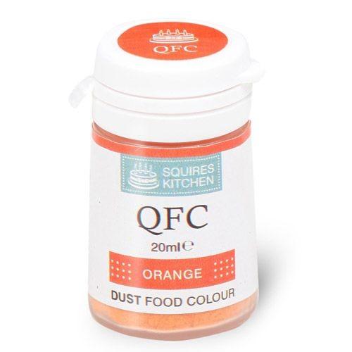 SK QFC pulverfarge Oransje, 4g