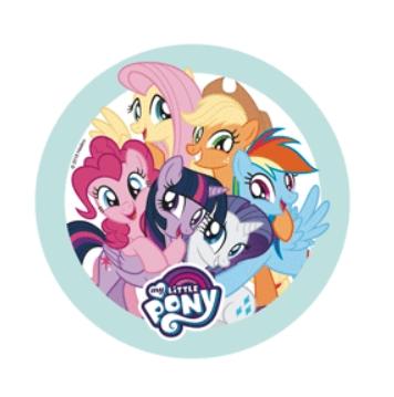 Kakebilde -Wafer- My Little Pony 20,5cm - nr3