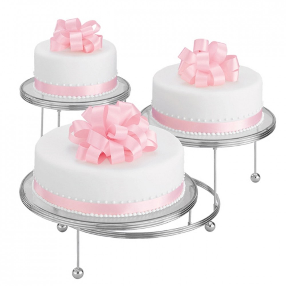 3-tiers Pary Stand