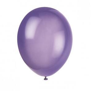 Ballonger, Midnight lilla, pk/10