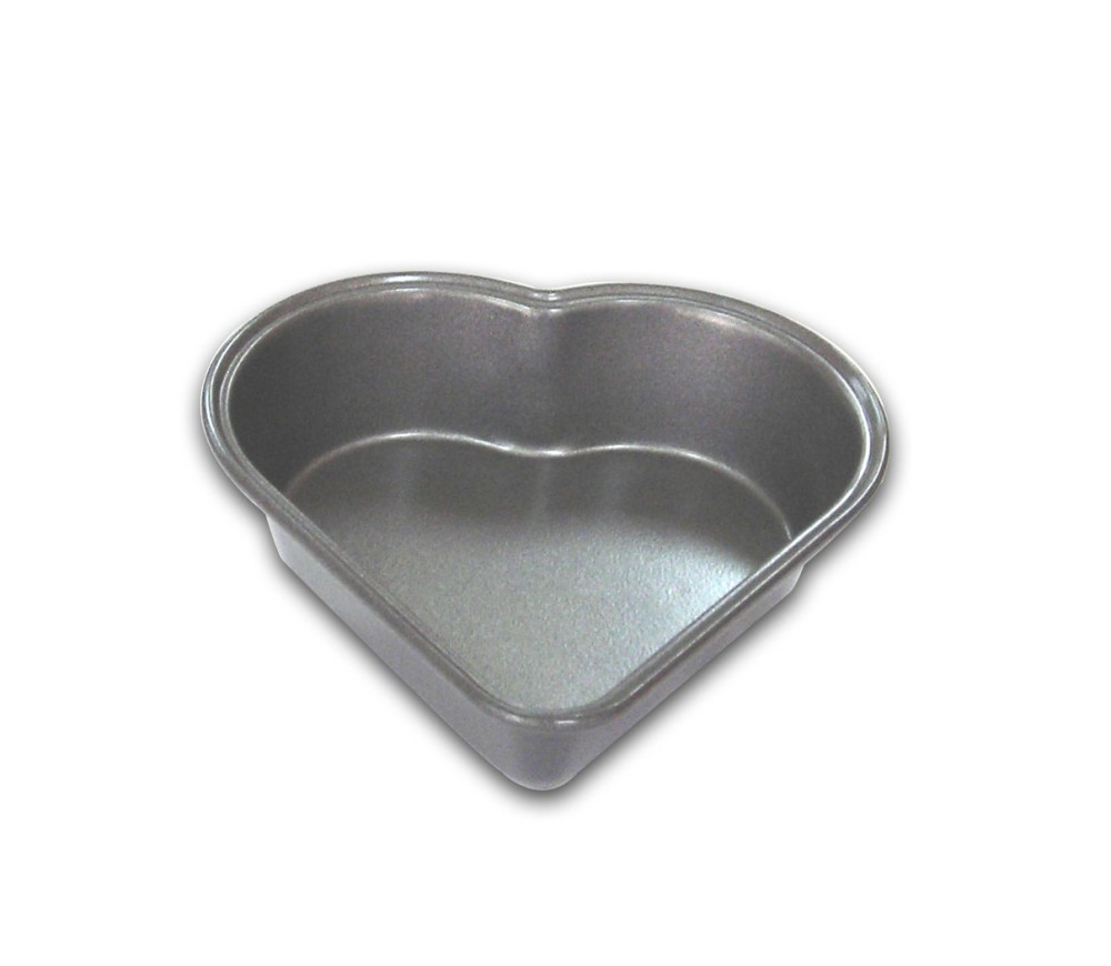 Mini Hjerteform 2pk - 10 cm