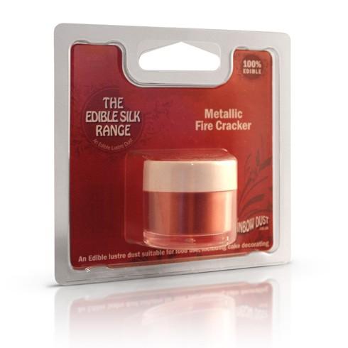Edible Silk Metallic Fire Cracker
