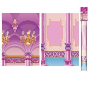 Veggdekor Princess palace, Disney