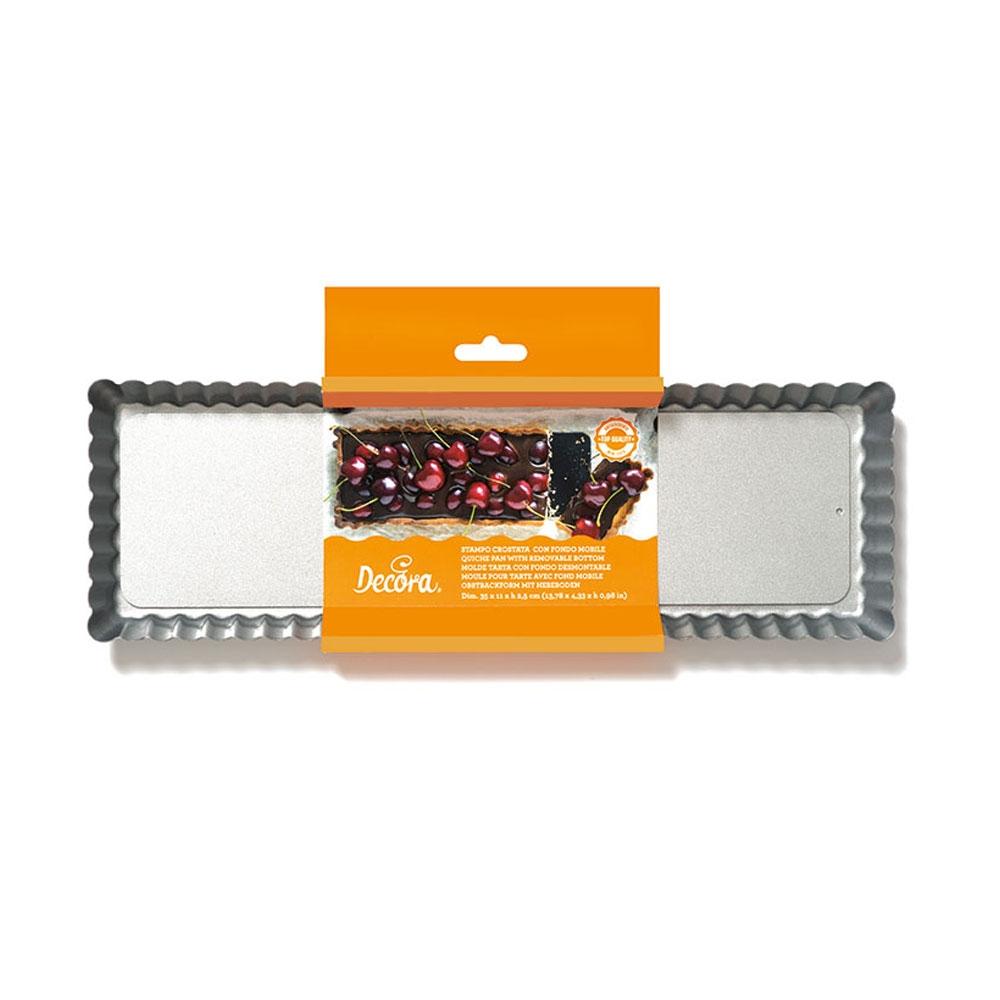 Decora Paiform - Rektangulær 35x11x2,5 cm