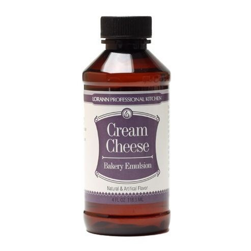 LorAnn Smakstilsetning Emulsjon Cream Cheese, 118ml