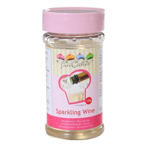 FunCakes Smakstilsetning -Musserende vin- 100g