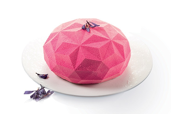 Silikomart - 3D Kakeform - Gemma