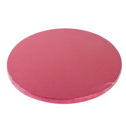 Kake Drum Rund Cerise rosa - 25cm
