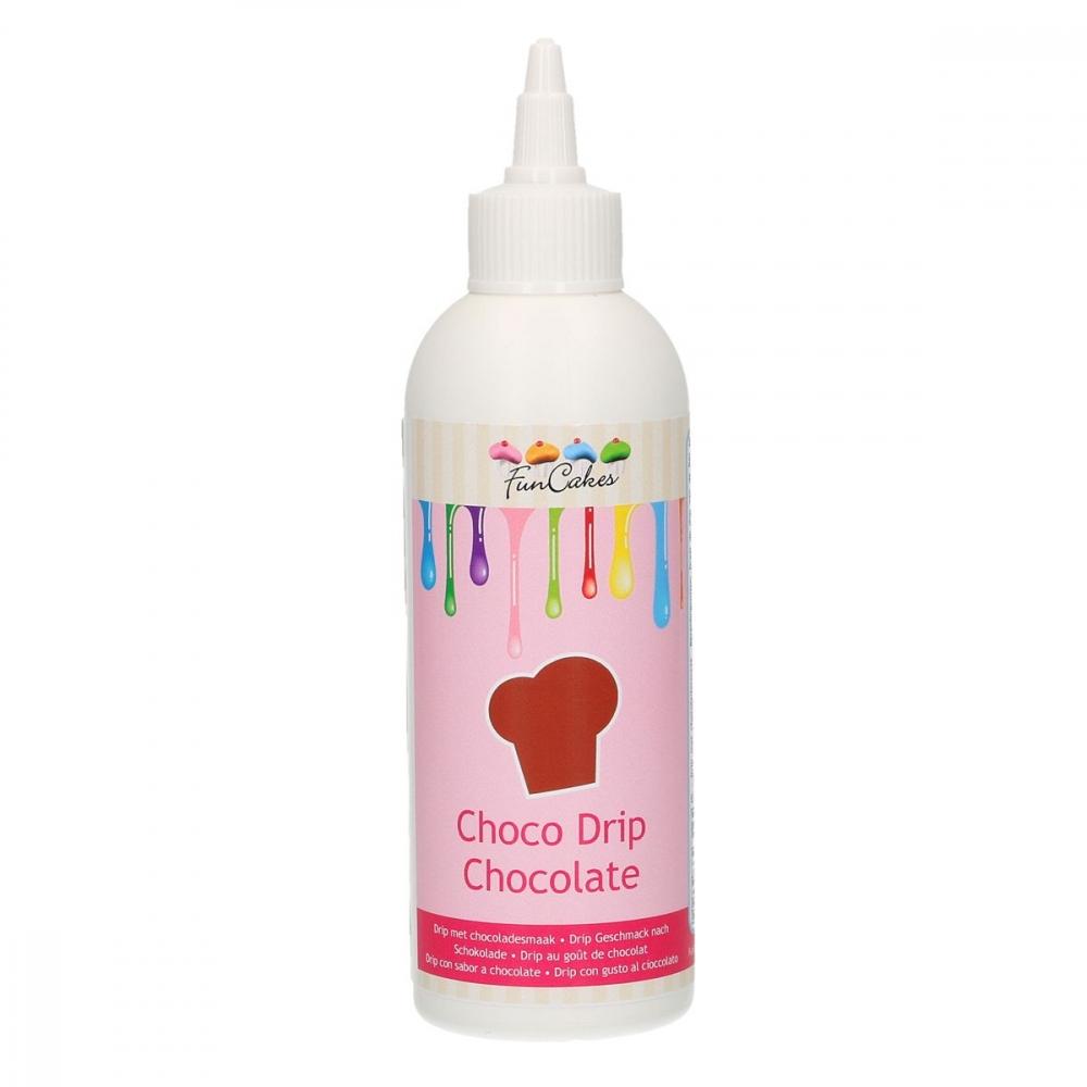 FunCakes Choco Drip -Sjokolade- 180g
