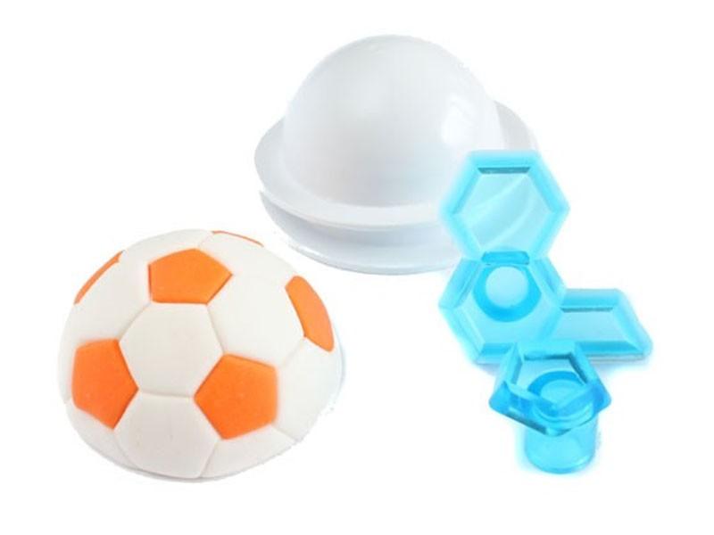 Fotballutstikker, 4 deler