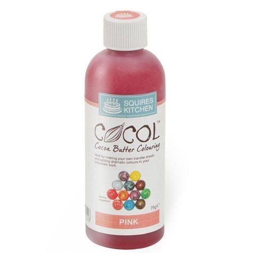 SK Cocol Sjokoladefarge -Rosa- 75g