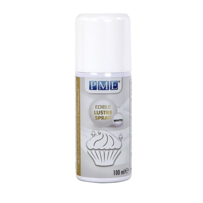 PME Fargespray Hvit, 100ml