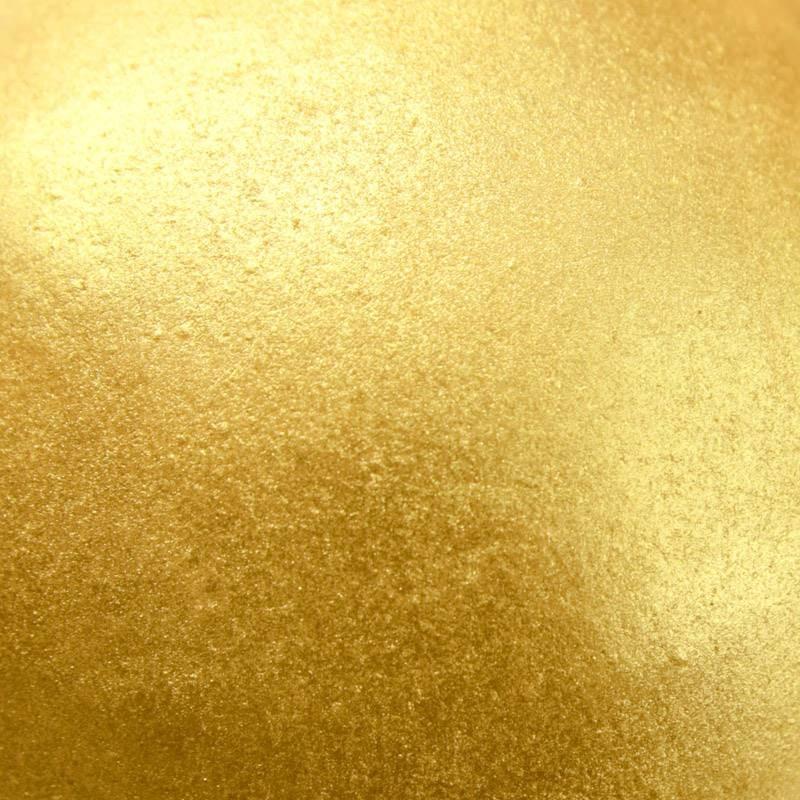 Edible Silk Metallic Golden Sands -3g-