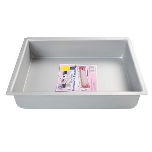 PME Dyp avlang kakeform 22,5 x 32,5 x 7,5cm