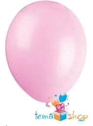 Ballonger, powder pink, pakke med 50 stk i vanligste strl