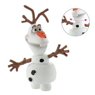 Disney Frost-figur - Olaf