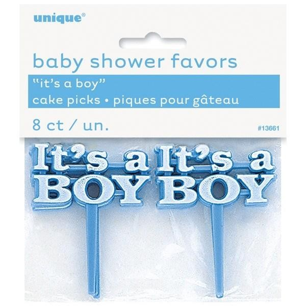 Kakepinner -It´s a Boy- pk/8