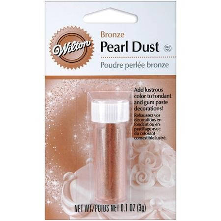 Wilton Pearl dust, Bronse