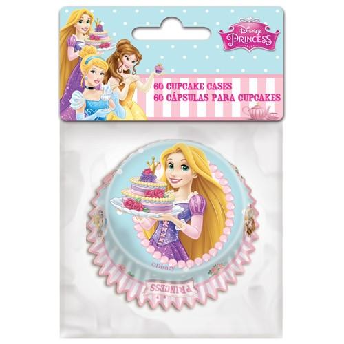 Muffinsformer Disney Prinsesser, Standard, 60stk