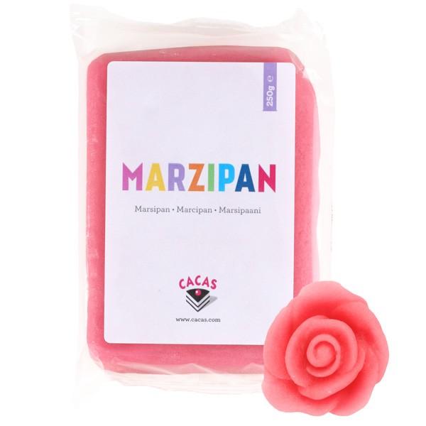 Rosa marsipan, 250g