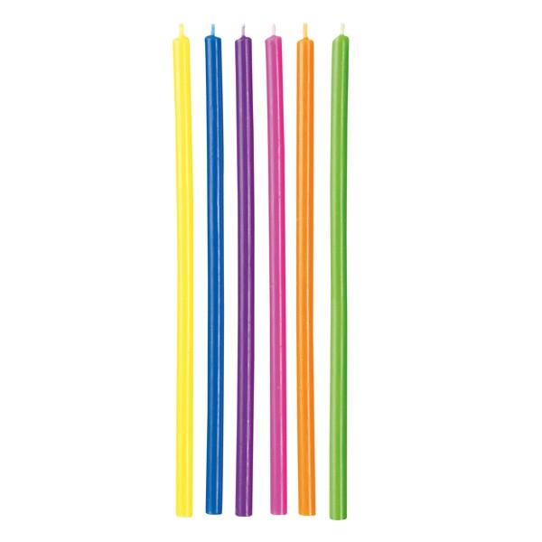 Kakelys lange, ass farger