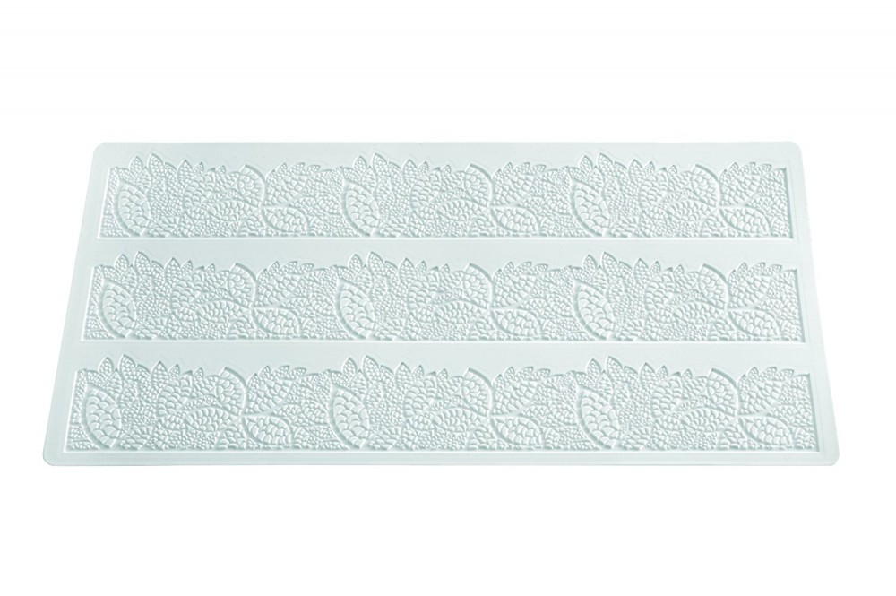 Silikomart Cake Lace silikonmatte -Blader-