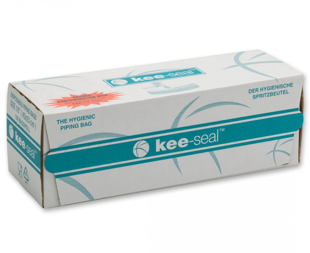 Kee-seal sprøyteposer 45cm