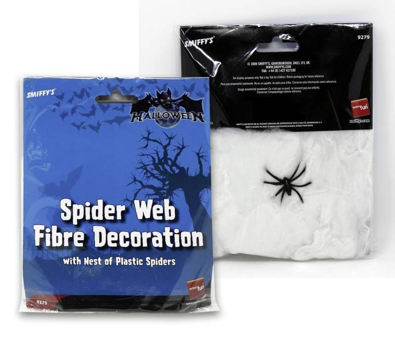 Dekor, Spindelvev med edderkopp, 18g