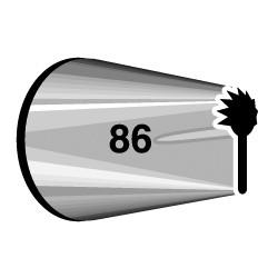 Standard Ruffle tipp 86