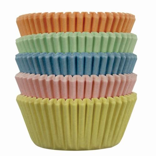 PME Mini Muffinsformer Pastellfarger pk/100