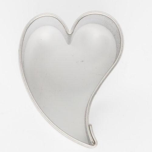 Pepperkakeform Dekorativt Hjerte 3cm