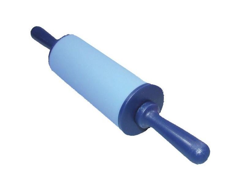 Barnekjevle i silikon, blå