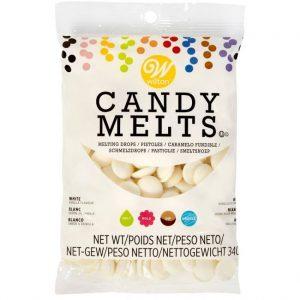 Candy Melts Hvit 340g