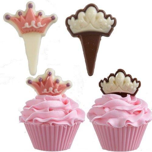 Wilton Candy Picks Mold Princess