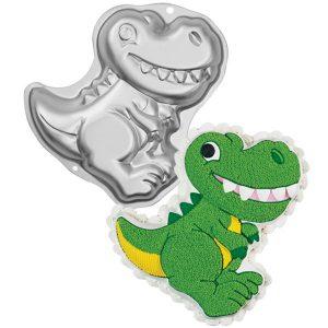 Wilton Dinosaur kakeform