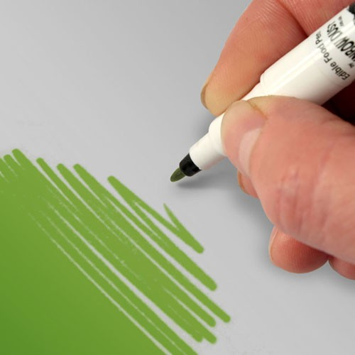 Food Art Pen spiselig tusj - Bladgrønn