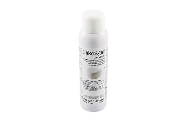 Silikomart Mini Velvet Spray -Hvit- 150ml