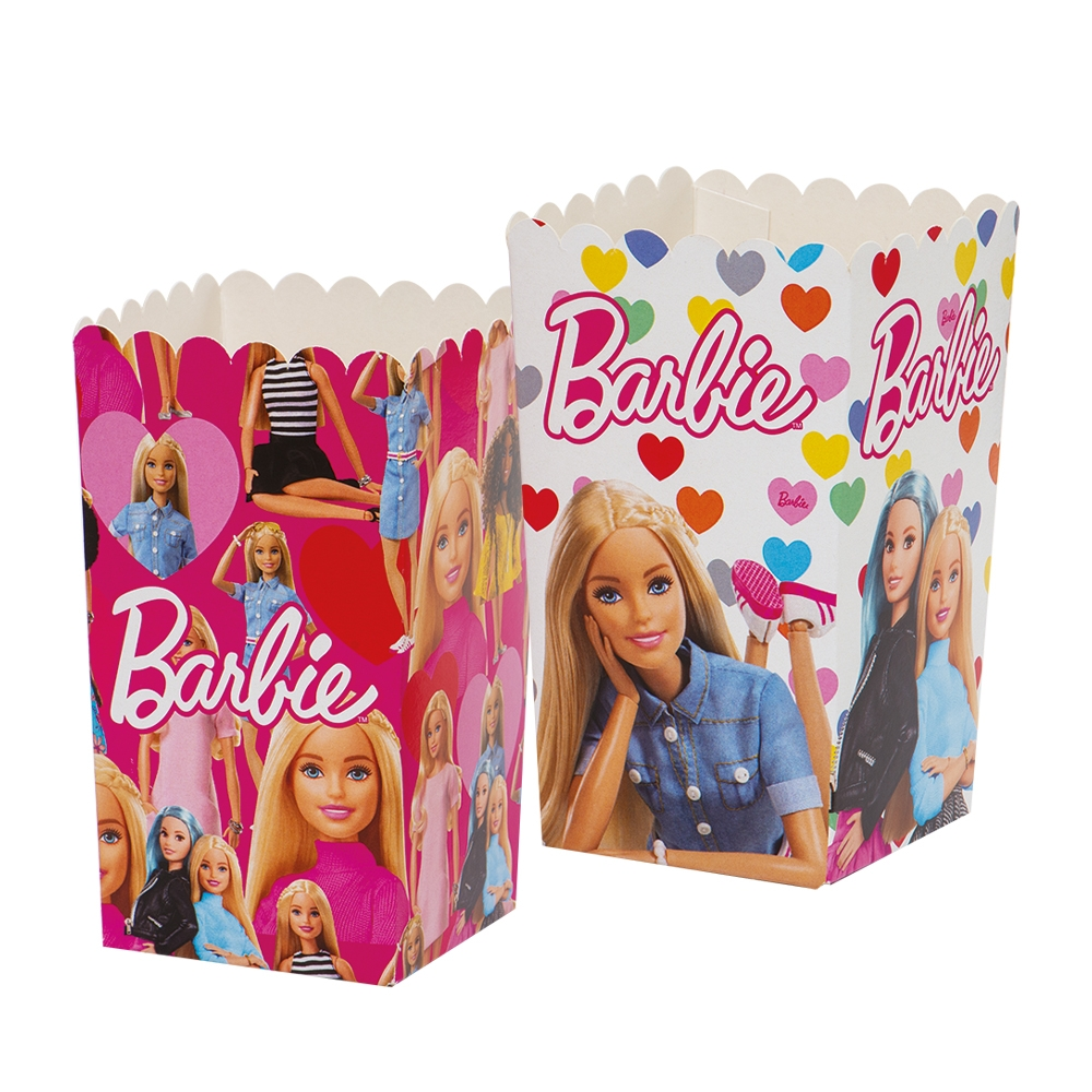 Decora Party Box -Barbie- pk/6