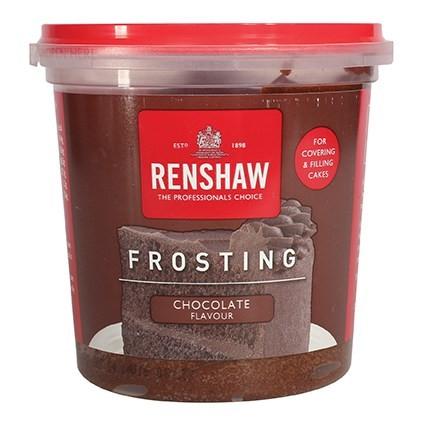 Renshaw Frosting Sjokolade 400g