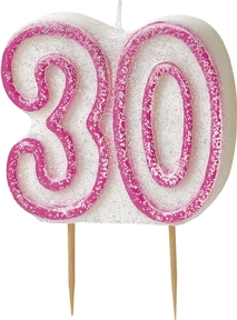 30-tall, rosa kakelys