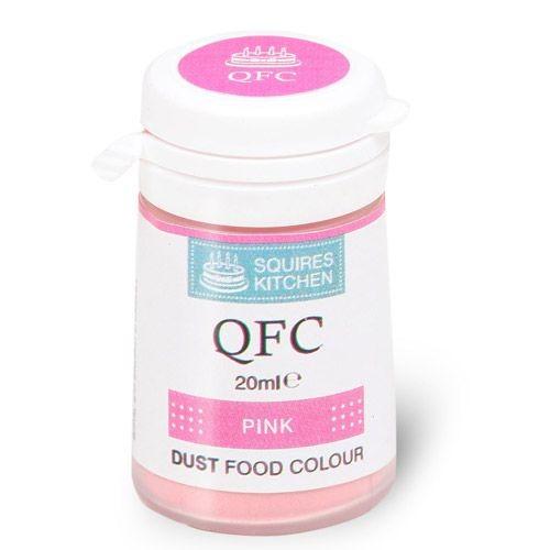 SK QFC pulverfarge Rosa, 4g